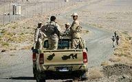 درگیری مرزبانان با اشرار مسلح در مرز بانه