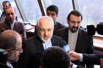 ظریف: هماهنگی های توافق سران ایران و روسیه و اوضاع سوریه درمذاکرات مسکو پیگیری می شود