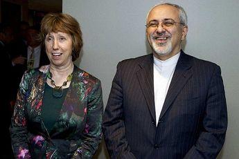 توافق اشتون و ظریف برای ادامه مذاکرات