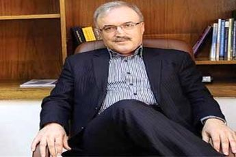 سعید نمکی به عنوان وزیر بهداشت معرفی شد