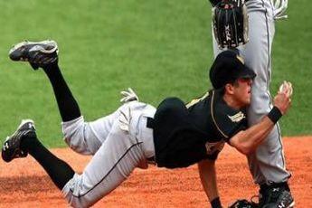 لحظات دیدنی از ورزش بیس بال
