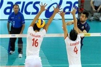 ایران به یک قدمی آلمان رسید / ایتالیا صدر جدول را به روسیه داد