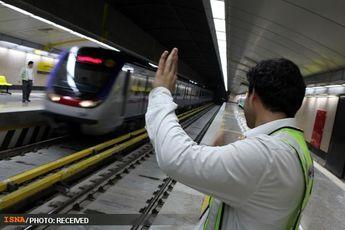 دستفروشان مترو بیکار شدند