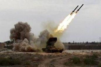 مواضع سعودیها زیر آتش سنگین انصارالله یمن