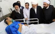 نمایندگان رهبر به ملاقات حادثه تروریستی اهواز رفتند