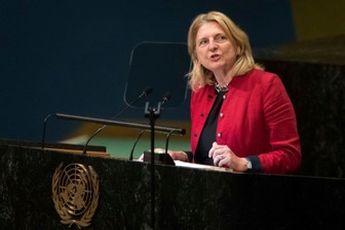 وزیر امور خارجه اتریش و انتقاد از خروج آمریکا از برجام