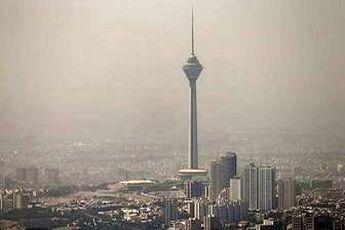 ثبت آلودهترین نوروز 10 سال گذشته برای تهران