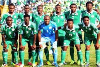اعلام فهرست اولیه تیم ملی نیجریه برای حضور در جام جهانی ۲۰۱۴