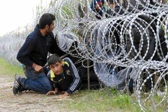 افزایش تدابیر امنیتی در مرزهای اتریش