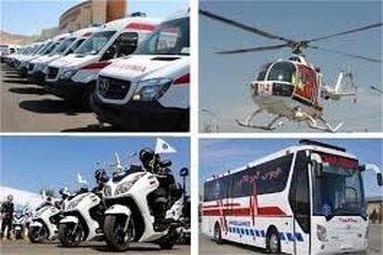 تمهیدات سازمان اورژانس کشور برای عید فطر