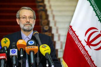 تاکید لاریجانی بر افزایش روابط ایران و ترکیه