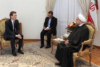 تحریم های یک جانبه نباید مانع گسترش روابط اقتصادی ایران و اتریش باشد