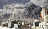 وقوع چند انفجار مهیب در ادلب سوریه
