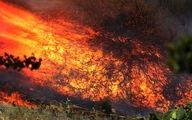 تخلیه ۱۲۵ هزار نفر درپی آتش سوزی گسترده در کالیفرنیا