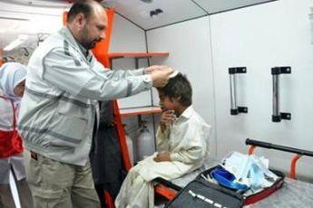 آموزش های امدادگران هلال احمر در مدیریت صحنه حادثه ناکافی است