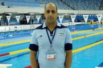 حضرتی: حضور هیچ شناگری در مسابقات المپیک جوانان قطعی نیست / آریا شانس اول است