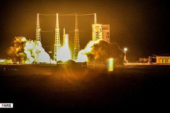 پاسخ  ایران درمورد ماهواره پیام