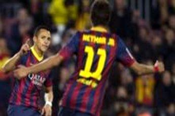 مصاف بارسلونا با بیلبائو پس از ناکامی در کوپا دل ری