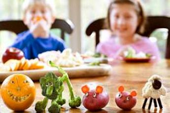 توصیه های نوروزی برای تغذیه کودکان