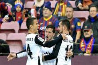 ۲ تیم اسپانیایی در نیمه نهایی / بنفیکا، یووه، سویا و والنسیا صعود کردند