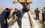 اتصال ایران به اروپا با خط آهن میانه - تبریز