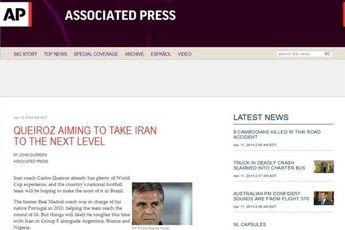 کی روش در پی رساندن ایران به مرحله یک هشتم نهایی جام جهانی