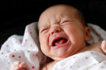 راز گریه شبانه نوزادان!