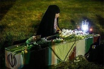 امشب؛ وداع با پیکر دو شهید گمنام در تهران