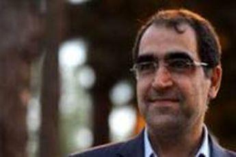 ورود وزیر بهداشت به شهرستان میرجاوه