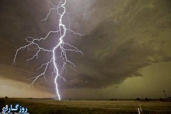 خشم طبیعت هم زیباست! + تصاویر