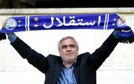 فتح الله زاده: پرسپولیس مدعی است ولی سایه استقلال روی جام است/جذب مسی هم شوخی بود هم جدی!