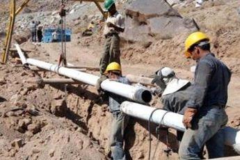 وزارت نفت مکلف به هزینه ۲۱۵۰ میلیارد تومانی گازرسانی به مناطق محروم است