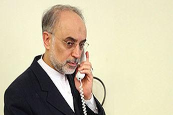 گفتوگوی تلفنی وزرای خارجه ایران و امارات