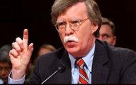 جان بولتون:شدیدترین تحریمها را علیه ایران اعمال میکنیم .