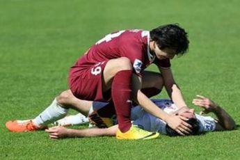 آزمون به دلیل مصدومیت بازی با زسکا را از دست داد