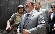 مرسی ربوده شده است!