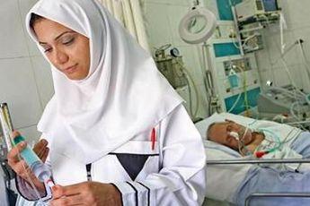 مجوز بکارگیری ۲۵ هزار پرستار صادر شد