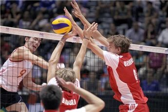 لهستان حریف ایران در دیدار رده بندی