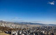 وضعیت هوای تهران سالم است
