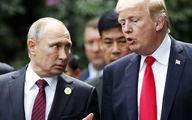ملاقات مخفیانه ترامپ و پوتین