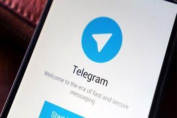 تلگرام دوباره وصل شد