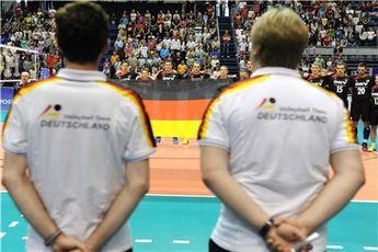 رئیس و نایب رئیس فدراسیون والیبال آلمان در راه تهران