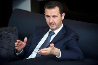 بشار اسد از قدرت کنار نمیرود