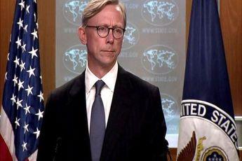 برایان هوک از کمک اتحادیه اروپا به ایران انقاد کرد
