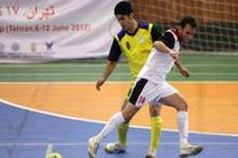 ازبکستان حریف تیم ملی فوتسال در نیمه نهایی قهرمانی آسیا شد
