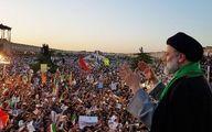رئیسی: در دولت از ظرفیت قالیباف استفاده میکنیم / آقای روحانی! اگر لب به سخن بگشایم کسی حریفم نیست