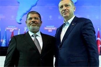 اردوغان خواهان آزادی فوری مرسی شد