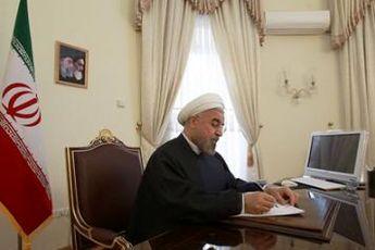 روحانی درگذشت پدر شهید کاوه را تسلیت گفت