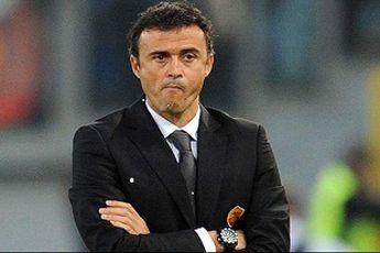 استعفای غیر منتظره ی انریکه ازسرمربی گری بارسلونا