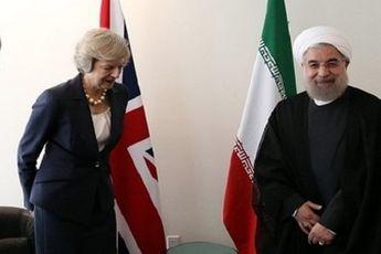 نخست وزیر انگلستان با حسن روحانی دیدار خواهد داشت